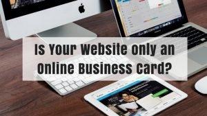Online Business Card_