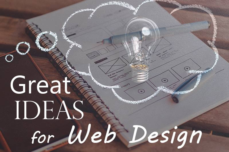 Ideas for Web Design